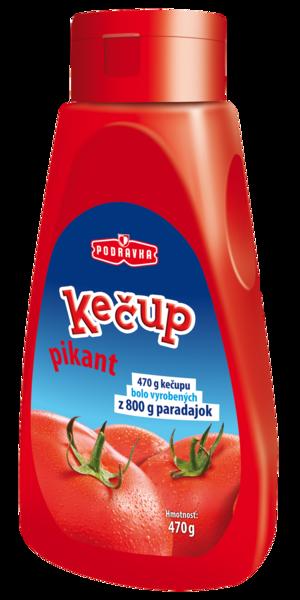 Kečup pikant