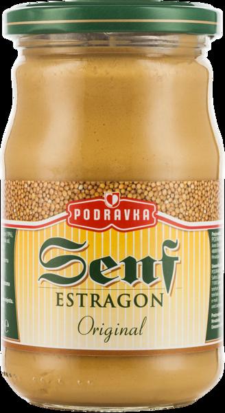 Senf estragon