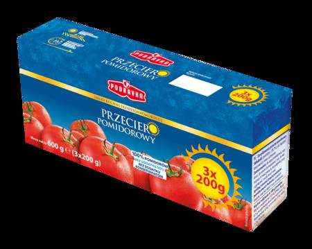 Przecier pomidorowy 3 x 200g