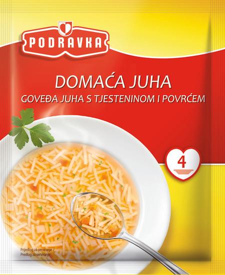 Domaća juha
