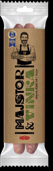 Vinka - trajna kobasica s vinom