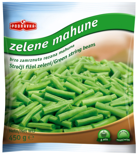 Zelene mahune
