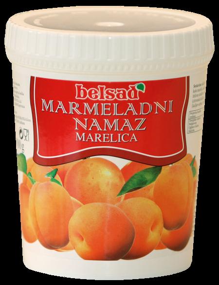 Marmeladni namaz marelica