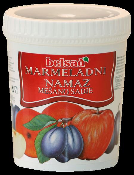 Marmeladni namaz miješano voće