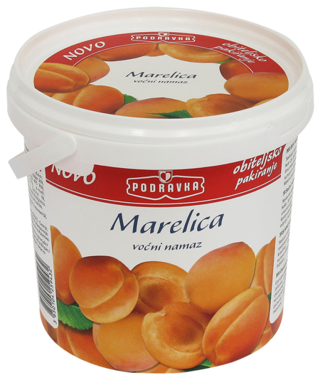 Fruit spread apricot