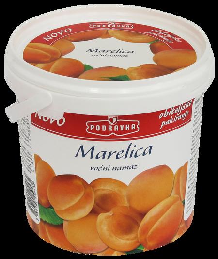 Fruit spread apricot