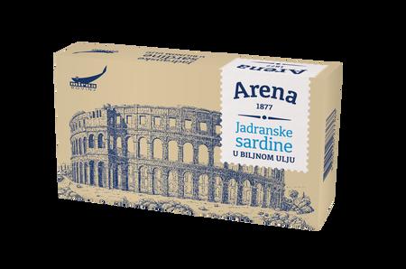 Arena sardina u biljnom ulju