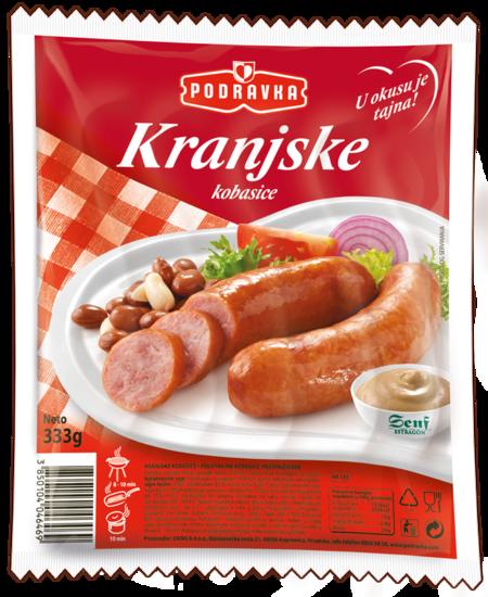 Kranjska sausages