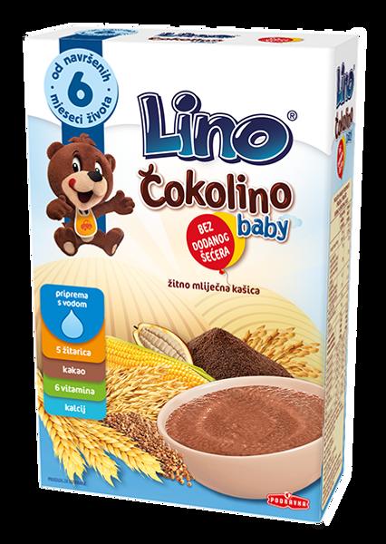 Lino Čokolino Baby