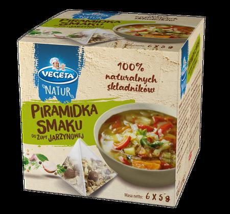 Piramidki Smaku do zupy jarzynowej