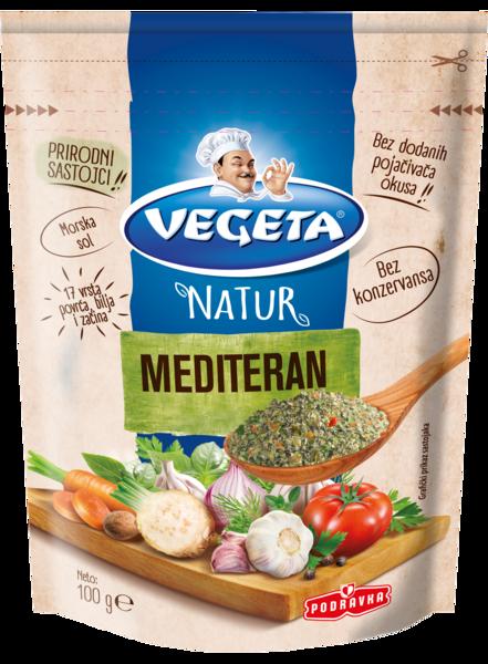 Vegeta NATUR Mediteran