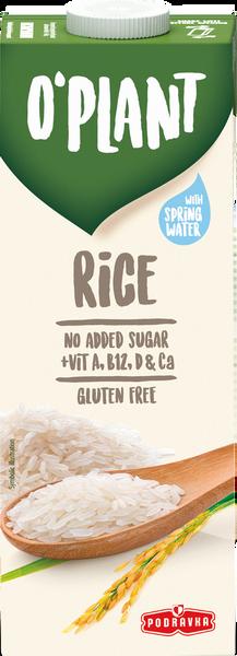 Rastlinski napitek, riž