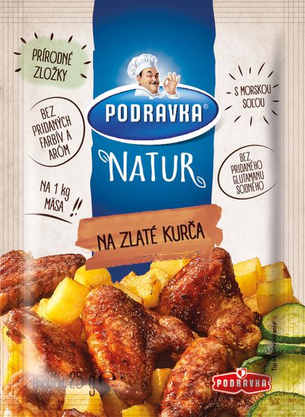 Podravka Natur na zlaté kuře