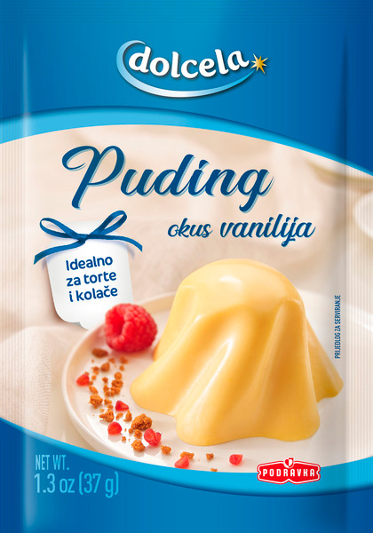 Puding okus vanilija