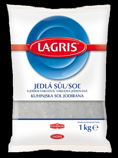 Sůl jedlá s jódem