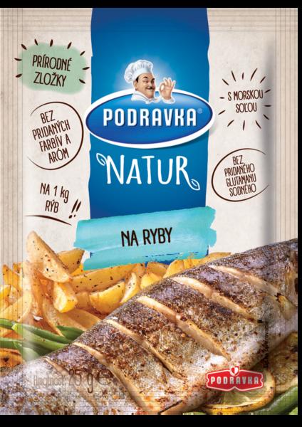 Podravka NATUR na ryby