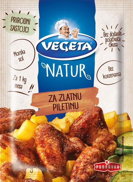 Vegeta Natur za zlatnu piletinu