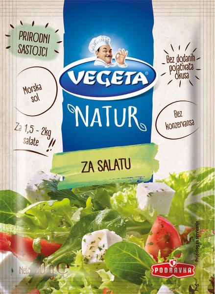 Vegeta Natur za salatu