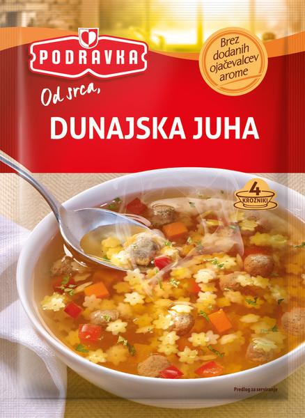 Dunajska juha
