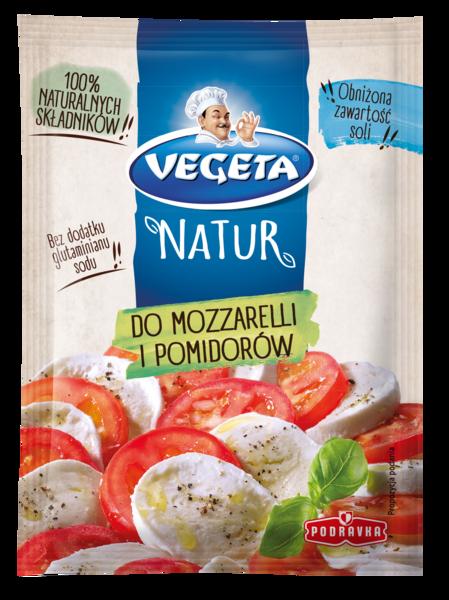 Vegeta Natur do mozzarelli i pomidorów