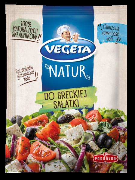 Vegeta Natur do greckiej sałatki