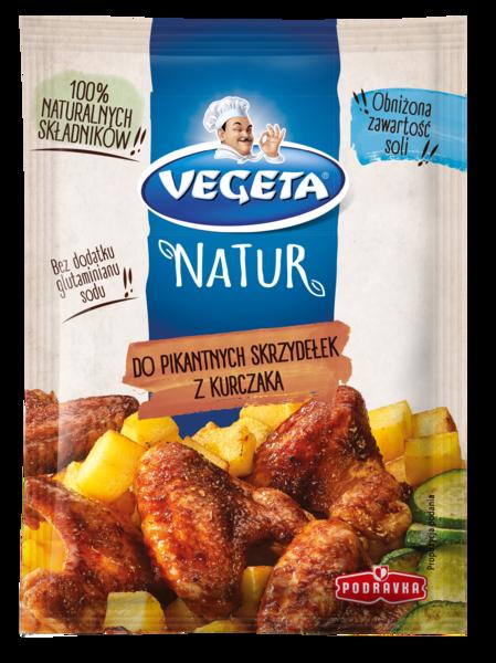 Vegeta Natur do pikantnych skrzydełek z kurczaka