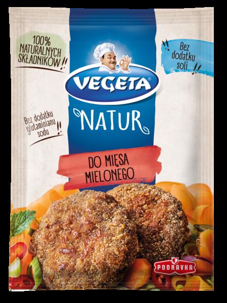 Vegeta Natur do mięsa mielonego