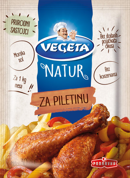 Vegeta Natur za piletinu