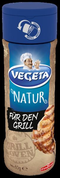 Vegeta Natur für den Grill
