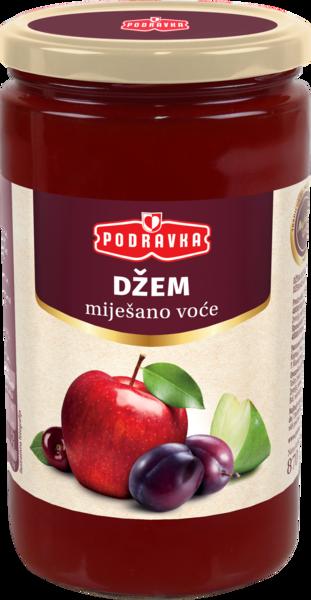 Džem miješano voće