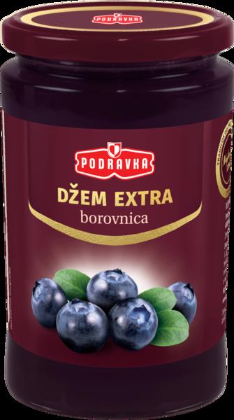 Jam extra blueberry