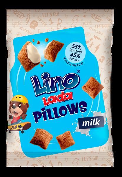 Pillows milk