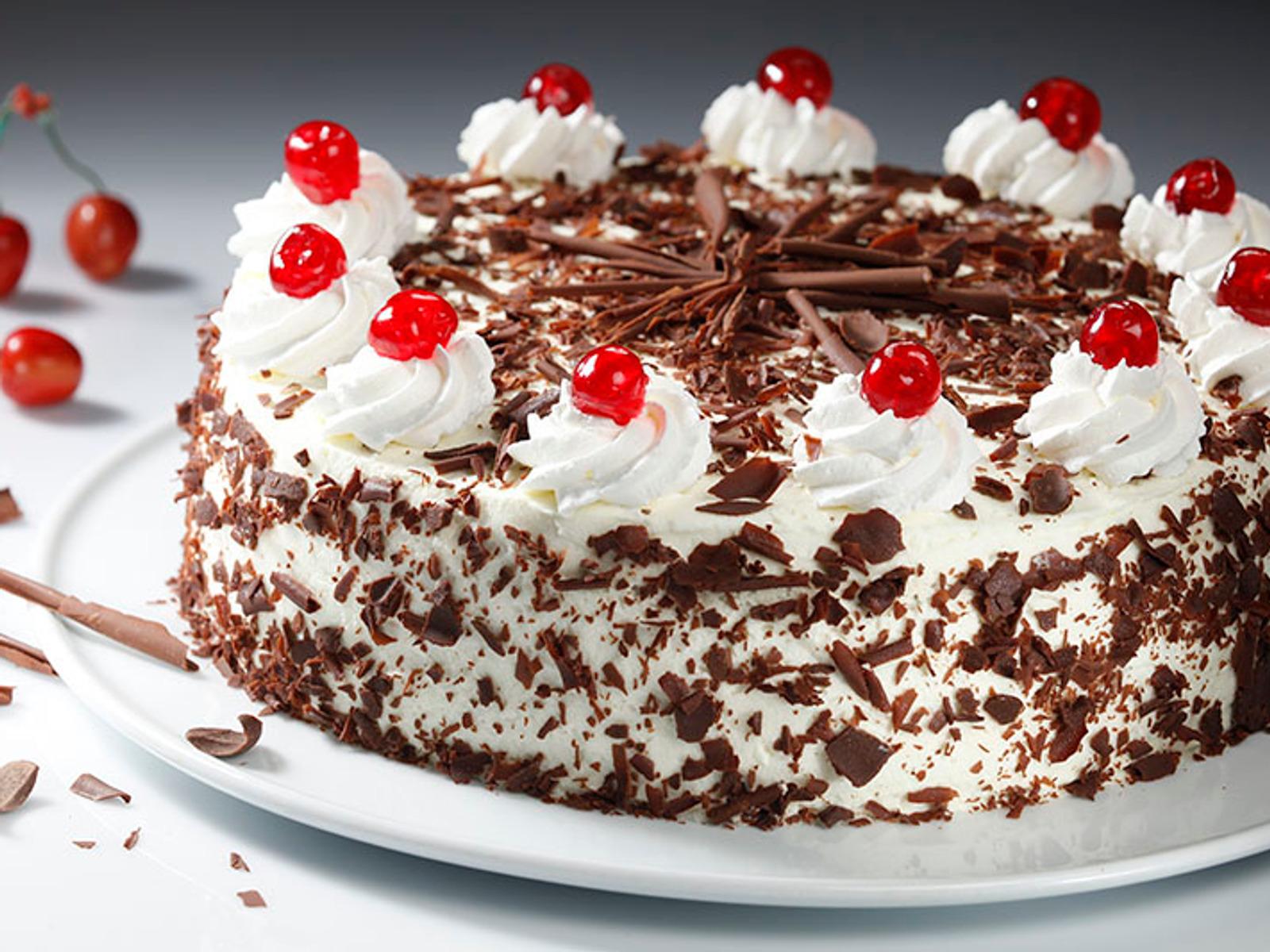 Schwarzwald torta - Coolinarika