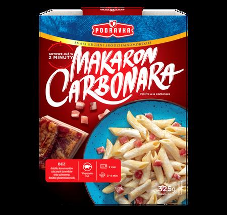 Makaron Carbonara danie gotowe