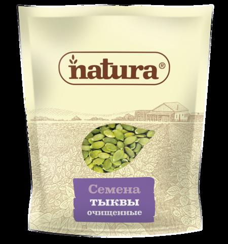 Семена тыквы очищенные NATURA