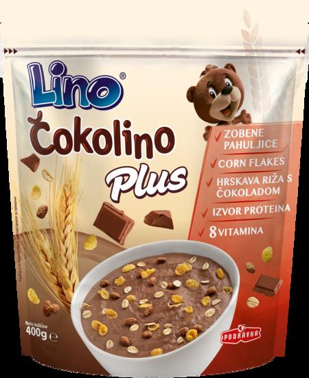 Lino Čokolino PLUS