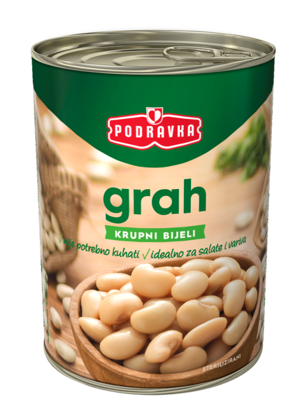 Large white beans