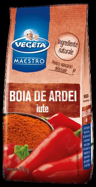 Vegeta Maestro Boia de ardei iute