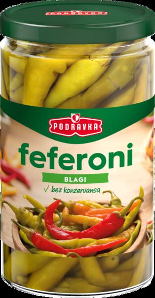 Feferoni blagi