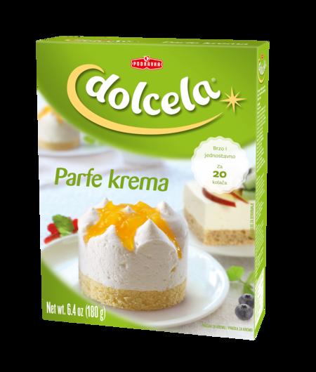 Parfait cream