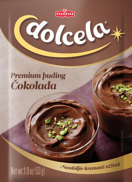 Puding čokolada premium
