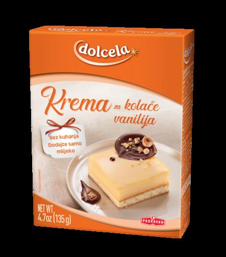 Krema za kolače okus vanilija