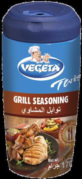 Vegeta Twist Grill Seasoning