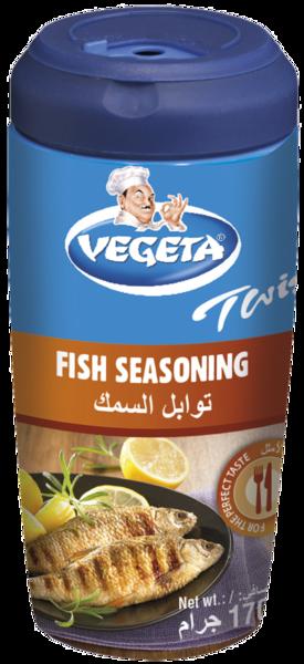 Vegeta Twist Fish Seasoning