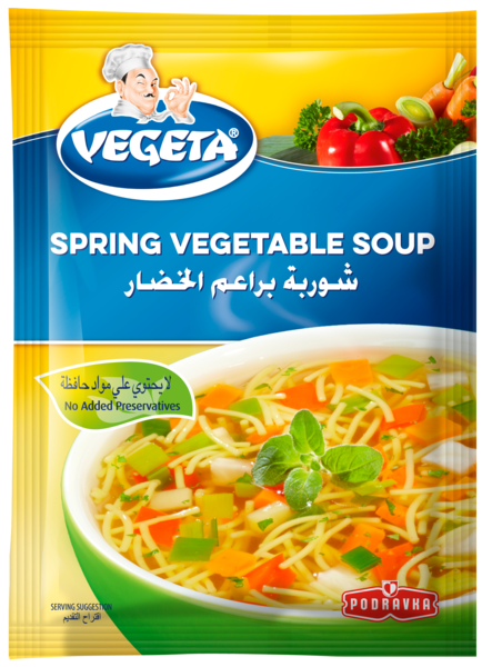 Vegeta Spring Vegetable Soup