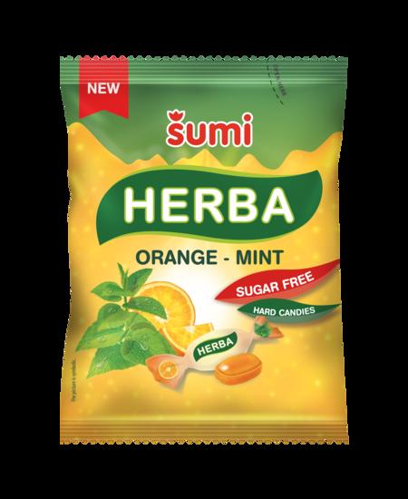 Šumi Herba Naranča mentol