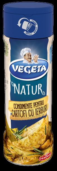Vegeta Natur Condimente pentru cartofi doza