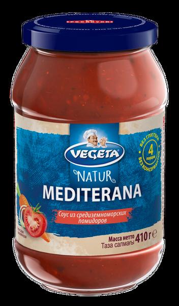 MEDITERANA Соус томатный с овощами