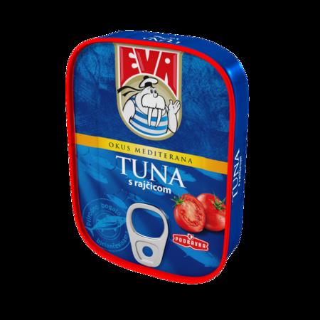 Tuna in tomato sauce