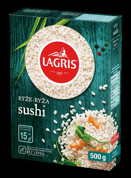 Rýže sushi